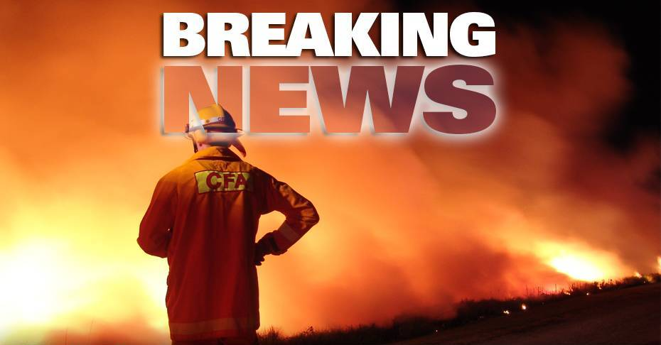 Advice warning issued for fire near Daylesford