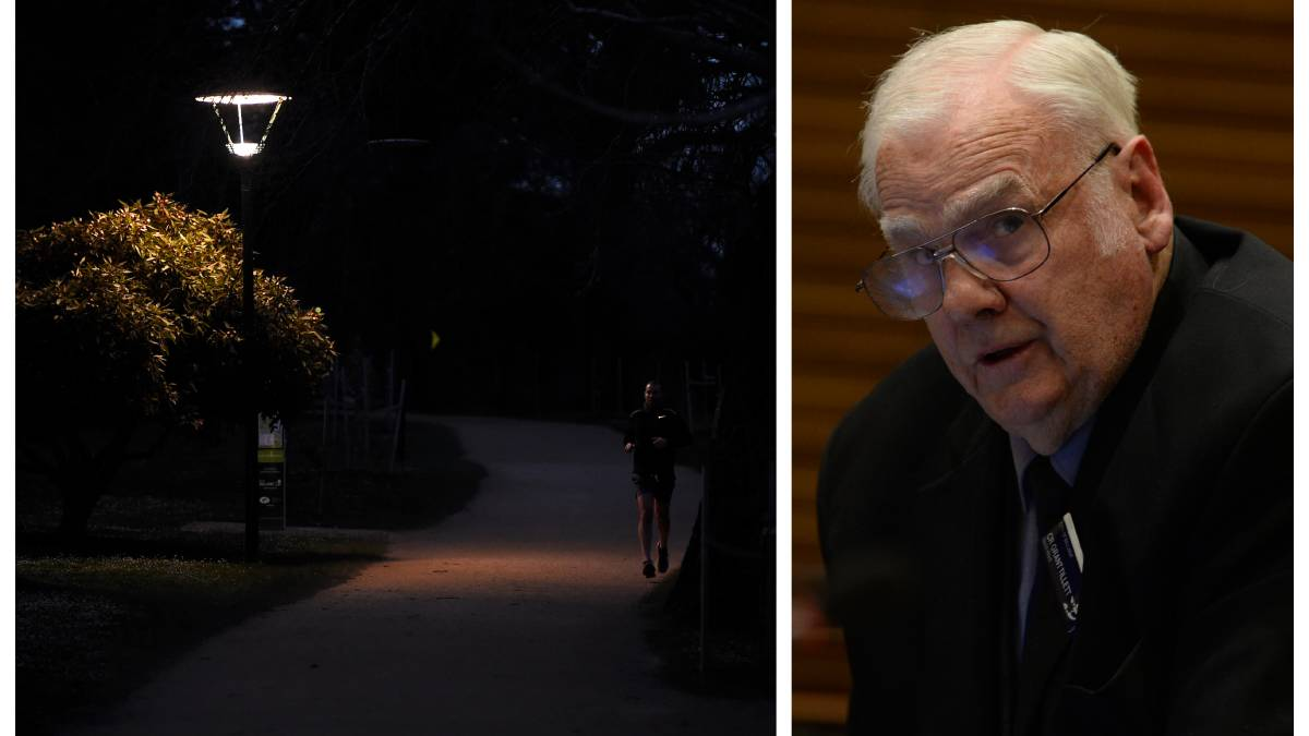 Former councillor questions if lake lighting is even necessary