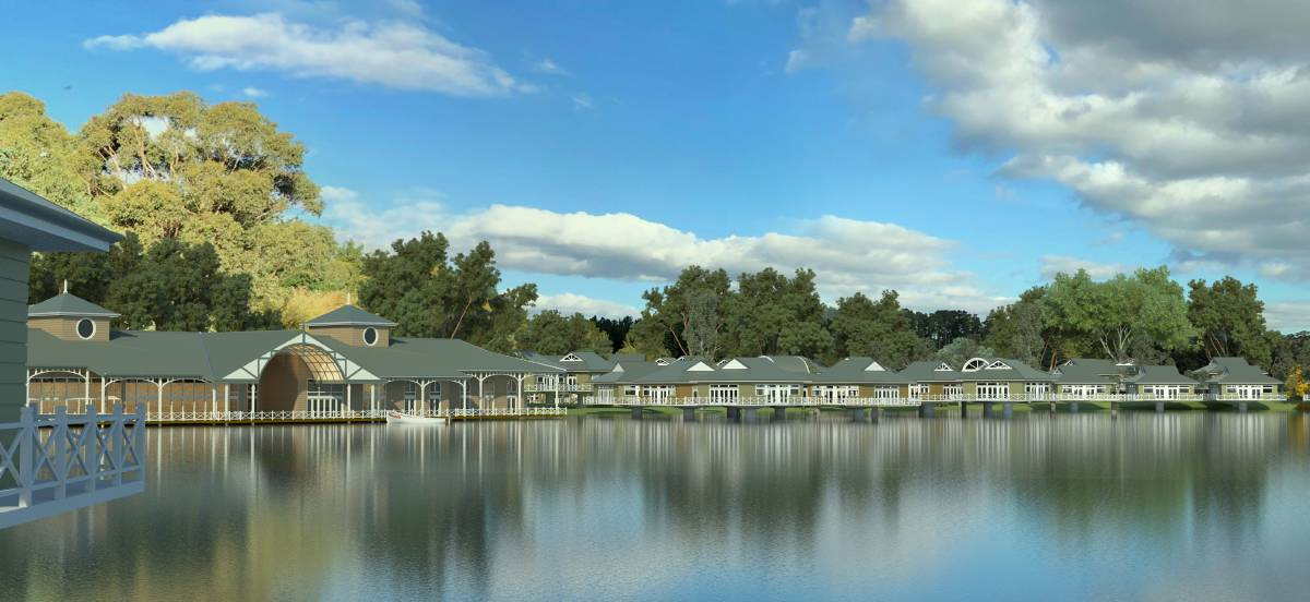 r523 0 4597 1874 w1200 h678 fmax - Green light for $50 million lakeside resort project in Daylesford