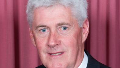 RETURNING: Tom Sullivan has been voted in unanimously as Moorabool's mayor for the third time. Picture: supplied