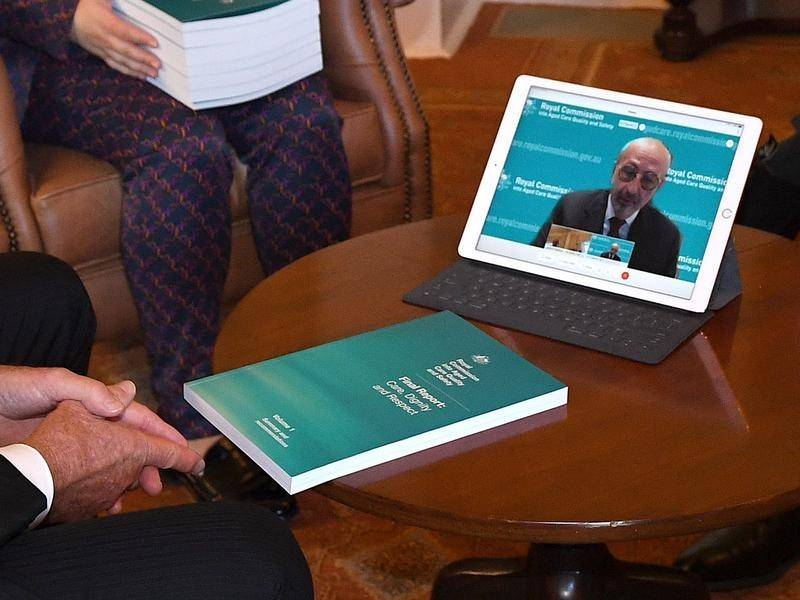 The final report of the aged care royal commission has made 148 recommendations for reform.