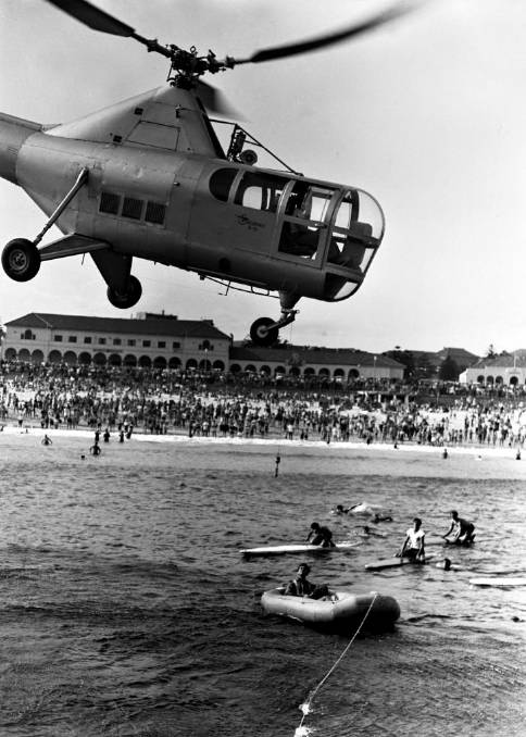 Black Sunday The Day Five Died And 200 Were Washed Out To Sea At Bondi The Courier Ballarat Vic