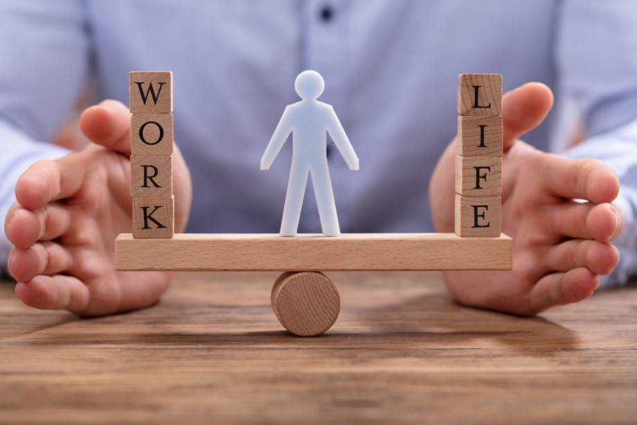 Work–life balance pulls in three directions